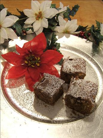 Sinterklaas (St. Nicholas) Cake