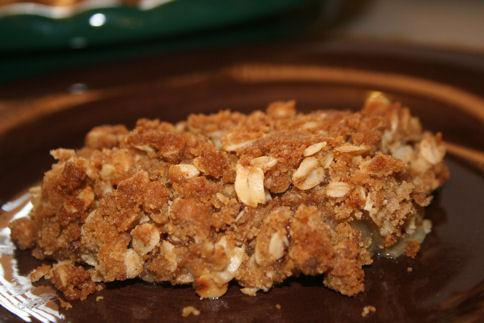 Possum's Apple Crisp