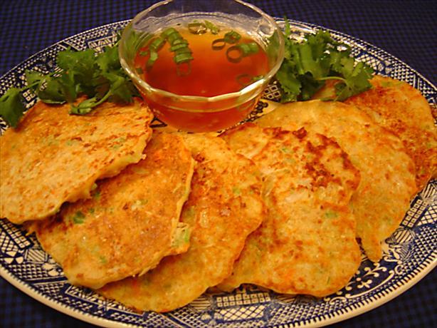 Okonomi Yaki (Veggie Pancakes)