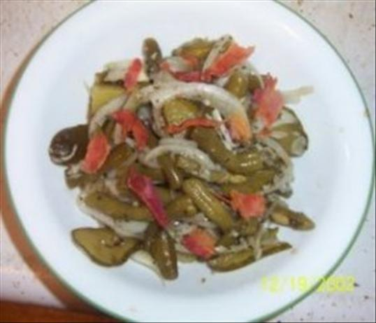Dottie's Green Bean Salad