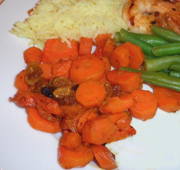 Fragrant Carrot Casserole