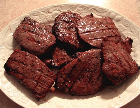 Forget the Steak Sauce marinade!!