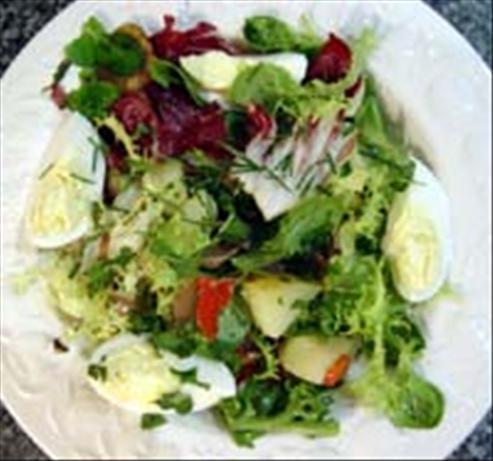 Savoury Salad -- a la Francaise
