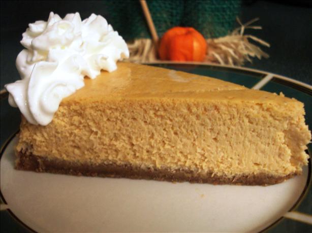 Harvest Pumpkin Cheesecake