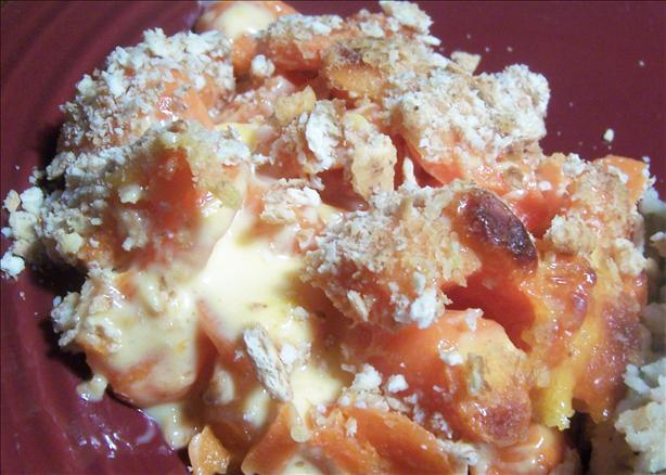 Autumn Carrot Casserole