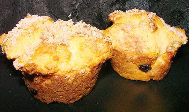 Apple Yogurt Muffins