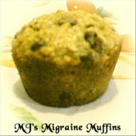 MJ's Migraine Muffins