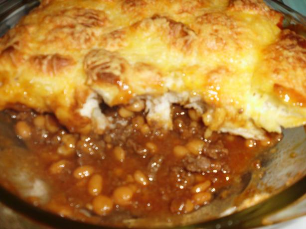 Hungry Jack Beef Casserole