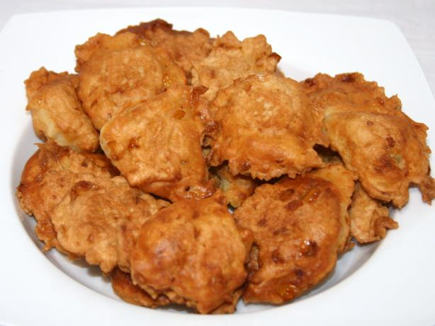 Easy and Delicious Corn Fritters