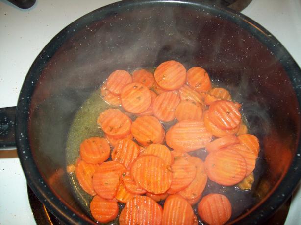 """Sweet"" Carrots"