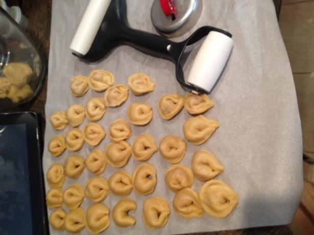 Basic Tortellini Pasta