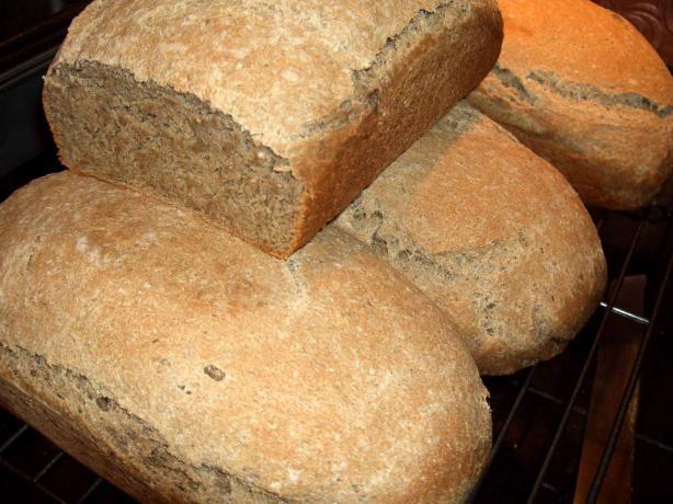 Ezekiel Bread (Ezekiel 4:9)