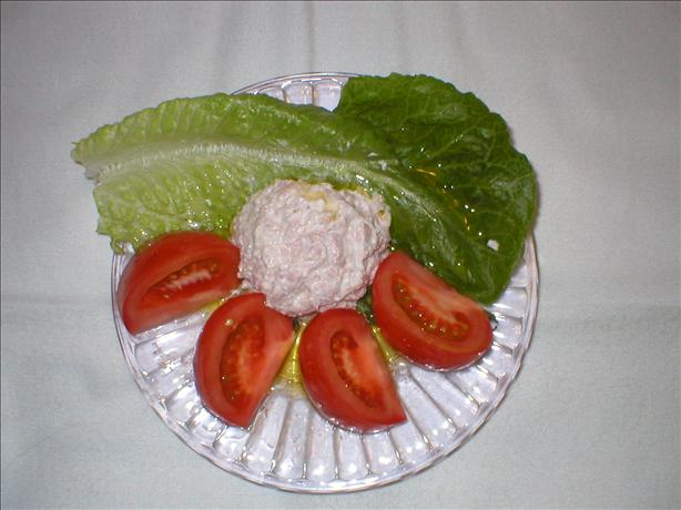 Bridge Club Salad
