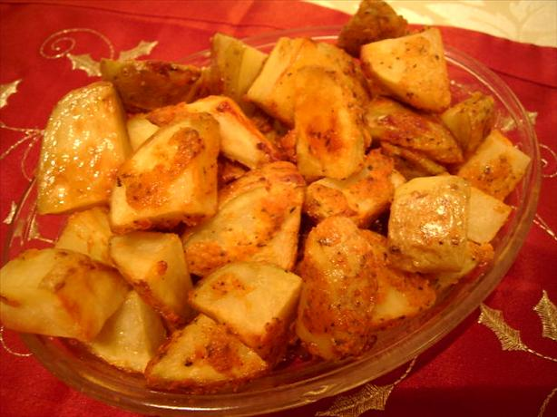 Seasoned Potatoes