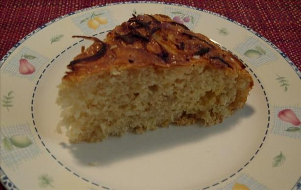 Sweet Onion Custard Bread