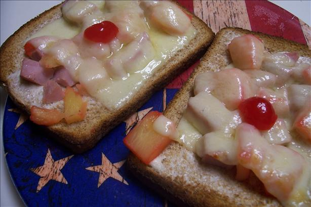 Hawaiian Toast