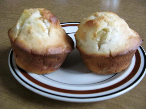 Hawaiian Muffins