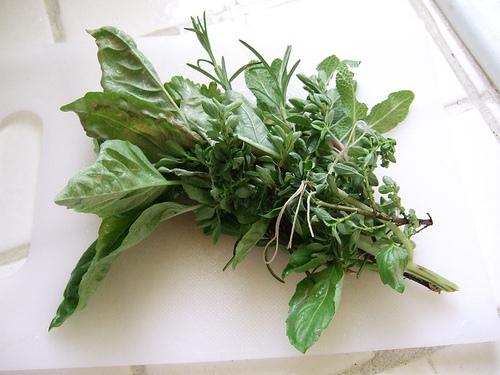 Herb Garden Pasta
