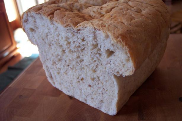Pinto Bean Bread