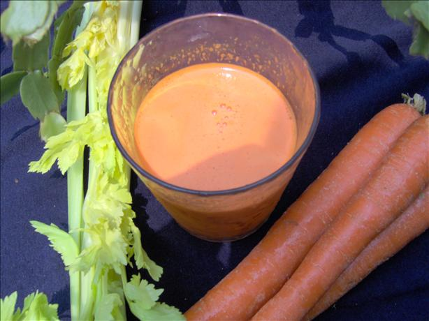 Carrot/Apple Juice