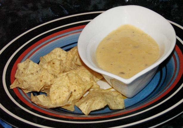 Cheese Fondue Dip