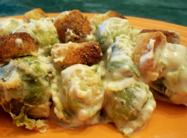 Yummy Brussels Sprouts