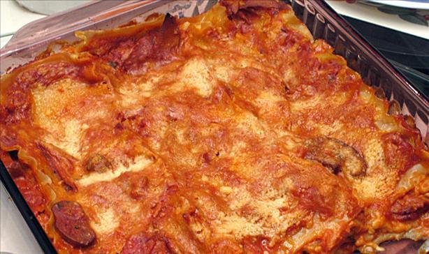 Unique Tuna Lasagna Casserole