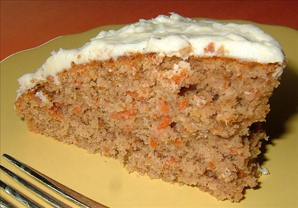 Zucchini (Or Carrot) Cake With Lemon Frosting