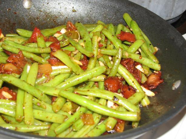 Fresh Green Beans Deluxe