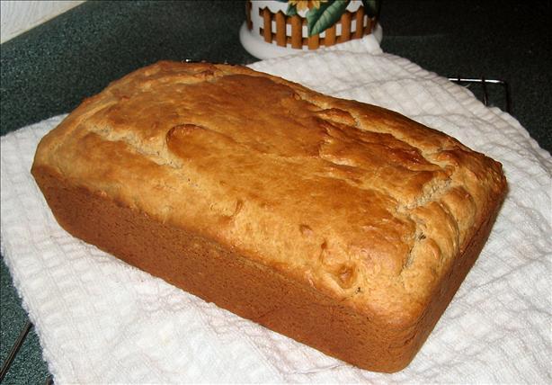 Peanut Butter Blender Bread!