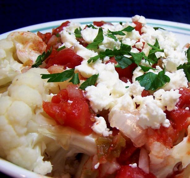 Red Cauliflower