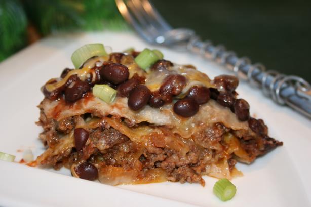Taco Lasagne