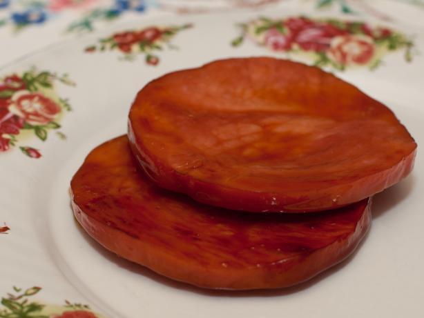 BBQ Honey Glazed Ham Steaks