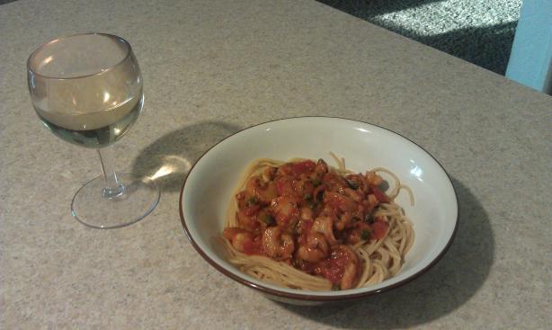 Spaghetti Castellammare