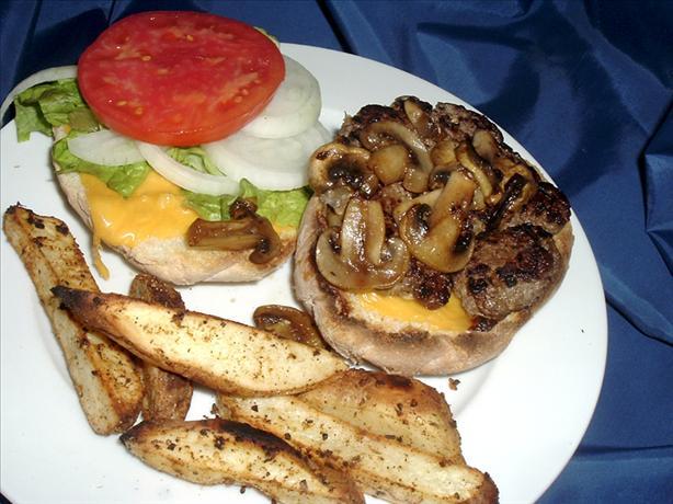 Dijon Burgers