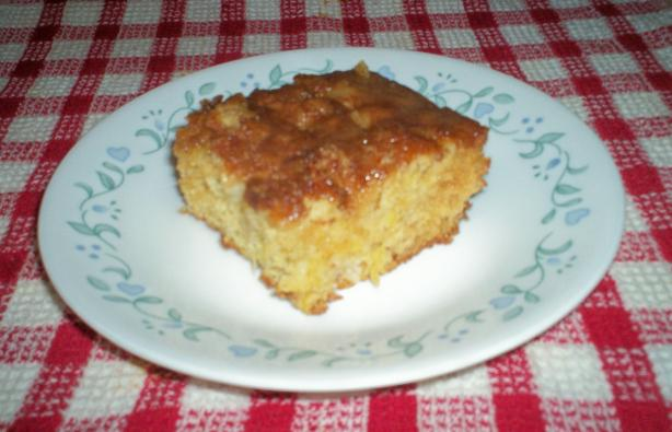 Yummy Pineapple Cake