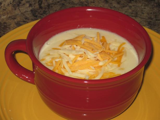 Old Fashioned Corn and Potato Chowder