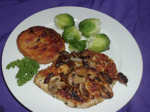 Chicken Cutlet Supreme