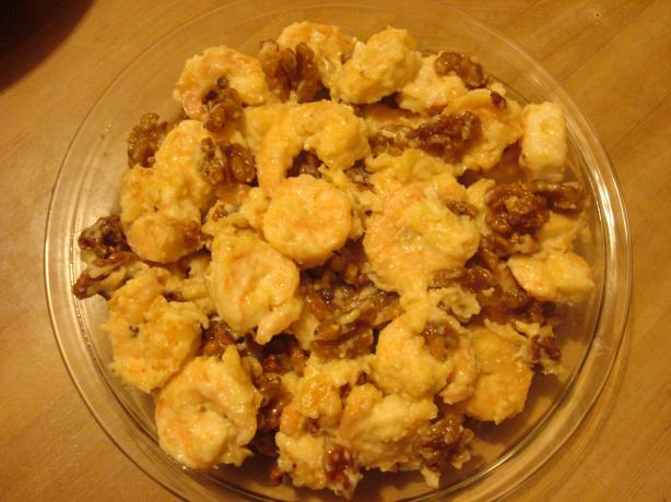 Honey-Walnut Prawns