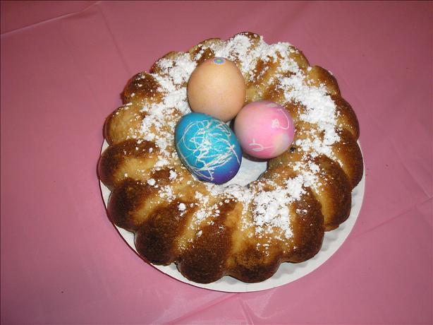 E-Z Pound Cake