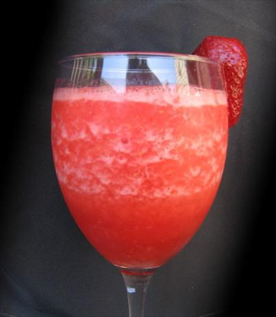 Strawberry Patch Smoothie