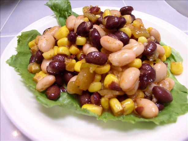 Confetti Bean Salad