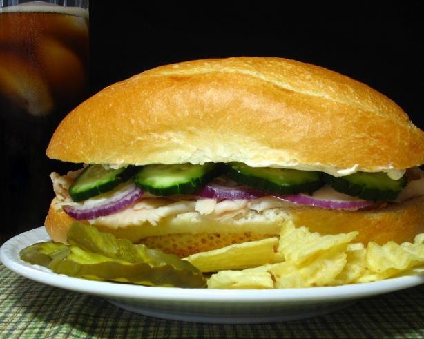Summer Turkey Sandwiches