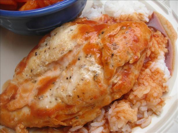 Diet Cola Chicken