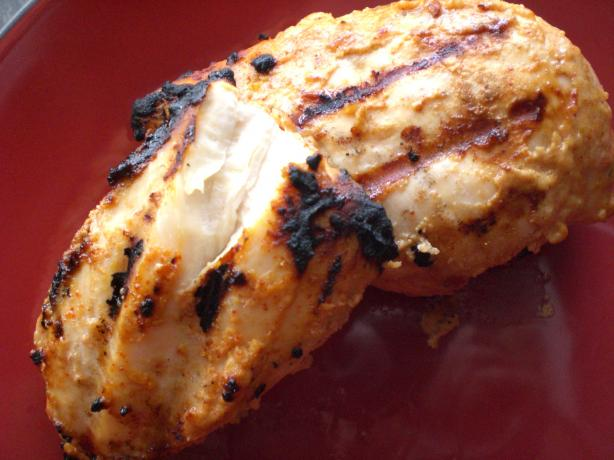 Yummy Yogurt Marinated Chicken