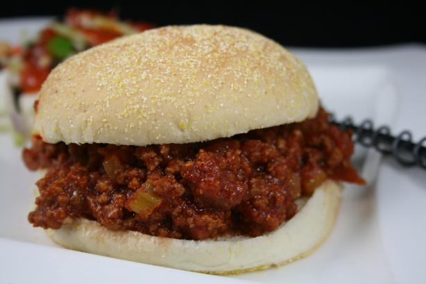 Best Ever Sloppy Joes