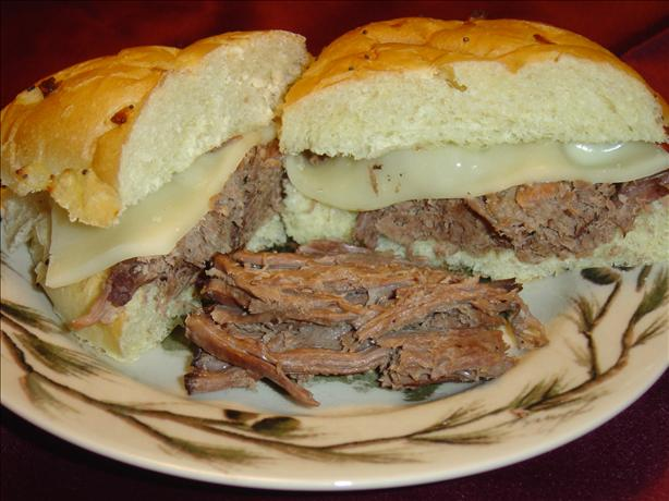 Portillo's Italian Beef Sandwiches
