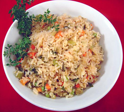 It's Thyme for Rice Pilaf