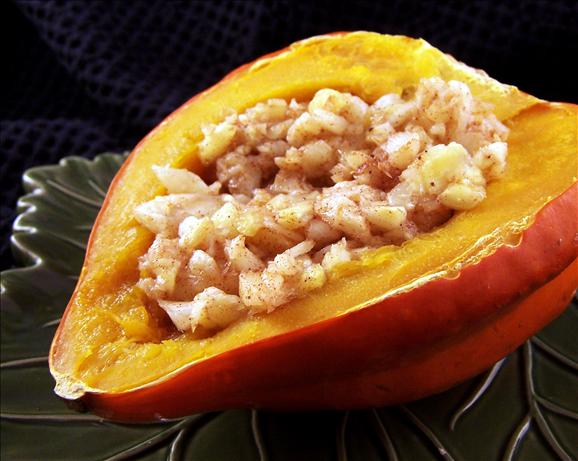 Acorn Squash With Pineapple