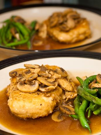 To DIE for Chicken Marsala